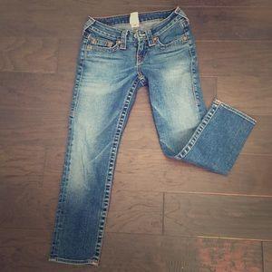 Like New True Religion Skinny Jeans 👖🛍